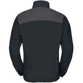 VAUDE Truia Softshell Jacket Men phantom black